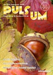 listopad 2008 - Puls UM