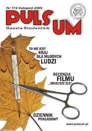 listopad 2009 - Puls UM