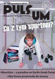 Medionalia 2012 - Puls UM
