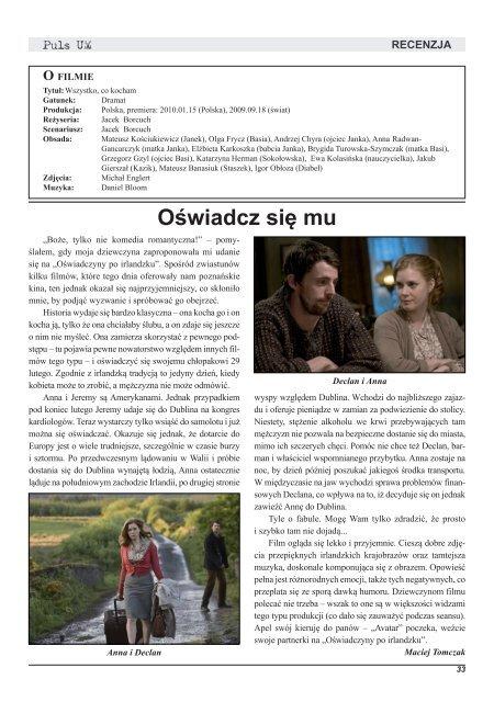 luty 2010 - PrzypadkiMedyczne.pl