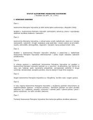 Preuzmi - Pokrajinski sekretarijat za obrazovanje, upravu i ...