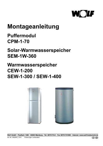 Bedienungsanleitung - Pumpenscout.de
