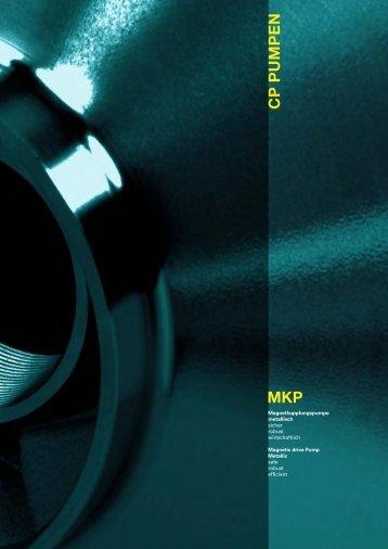 CP PUMPEN MKP - Pumps!