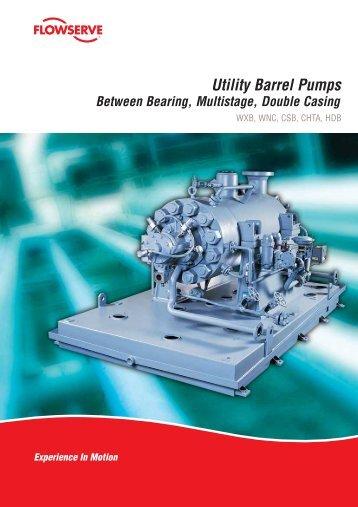 Utility Barrel Pumps