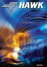 High Pressure Plunger Pumps Pompe a Pistoni ad Alta Pressione