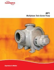 Multiphase Twin-Screw Pump - Pumps!