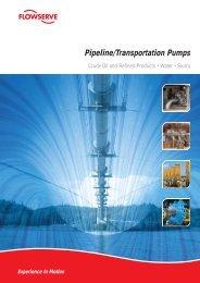 Pipeline/Transportation Pumps