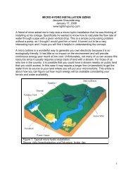 a pdf version - Pumps! That's what it's about