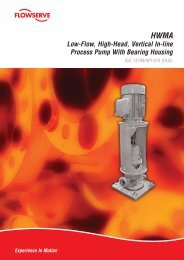 Low-Flow, High-Head, Vertical In-line Process Pump With ... - Pumps!