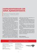 APUA! 32011 - Suomen Punainen Risti - Page 2