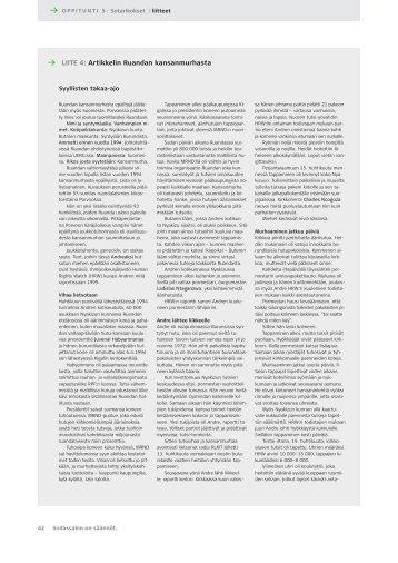 Oppitunti 5: Liite 4 (pdf) - Punainen Risti