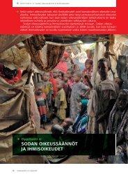 Oppitunti 4: Sodan oikeussäännöt ja ihmisoikeudet ... - Punainen Risti