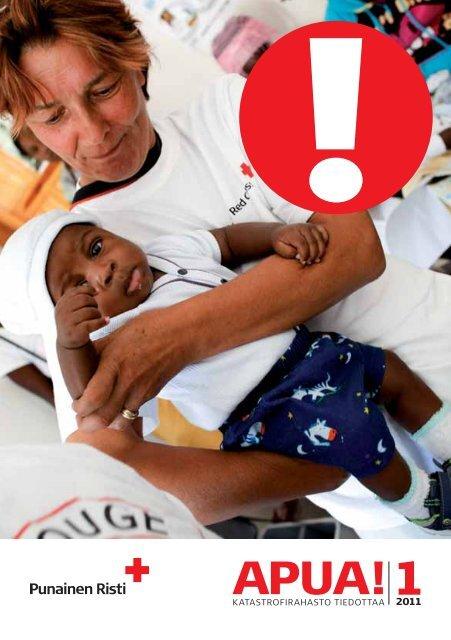 APUA! 12011 - Punainen Risti