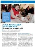 APUA! 22013 - Suomen Punainen Risti - Page 4