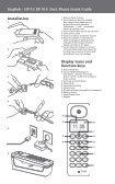 DP 01 / DP 01S Quick Guide .PDF - Punkt. - Page 2
