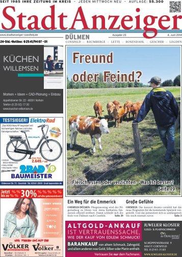 StadtAnzeiger Dülmen kw23