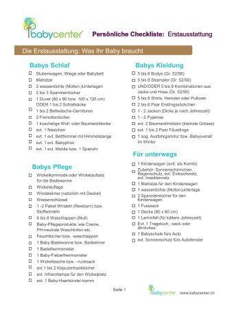 erstausstattung wohnung checkliste checkliste erstausstattung baby zuschuss f r wohnung bei. Black Bedroom Furniture Sets. Home Design Ideas