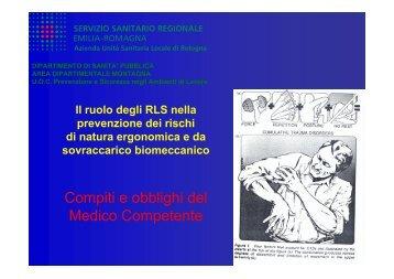 Compiti e obblighi del Medico Competente - PuntoSicuro