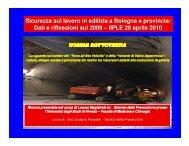 Sicurezza sul lavoro in edilizia a Bologna e provincia - PuntoSicuro