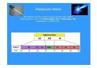 Radiazioni ottiche - PuntoSicuro