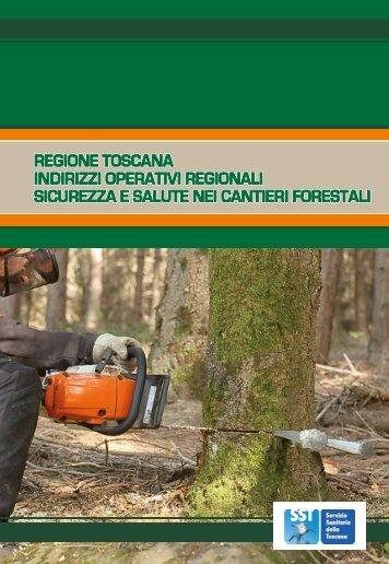 regione toscana indirizzi operativi regionali sicurezza ... - PuntoSicuro