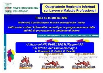 Besutti - Emilia Romagna - PuntoSicuro