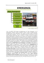 Piano di Emergenza - PuntoSicuro