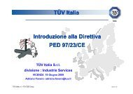 Introduzione alla Direttiva PED 97/23/CE - PuntoSicuro