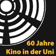 60 Jahre Kino in der Uni - Pupille