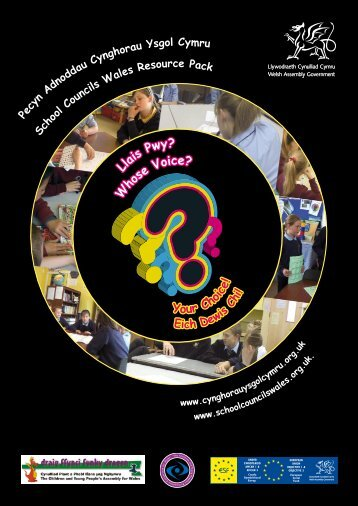School Councils DVD Toolkit - UNCRC - Let's Get It Right!