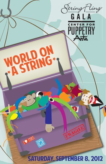 Saturday, September 8, 2012 - Center for Puppetry Arts