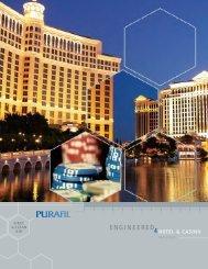 Engineered 4 Hotel + Casino Facilities - Purafil