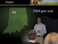 STEM education rural schools