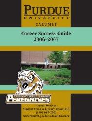 5039 Book 06-07 - Purdue University Calumet
