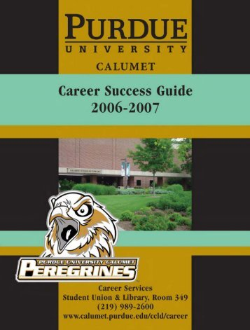 5039 Book 06-07 - Purdue University Calumet