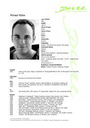 M-374ller, Michael 08 eng - pure actors and presenters