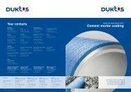 Cement mortar coating