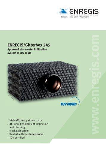 ENREGIS/Gitterbox 245