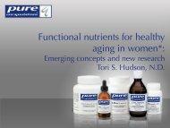 Cardiovascular Health - Pure Encapsulations