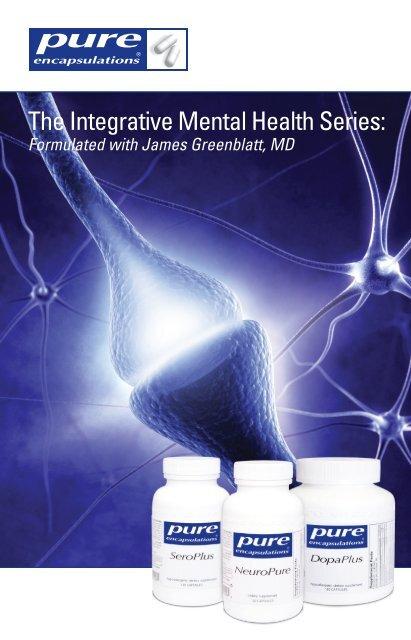 The Integrative Mental Health Series Brochure - Pure