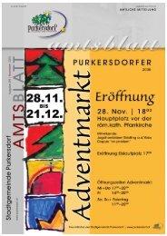 Amtsblatt 398 (3,20 MB) - Purkersdorf