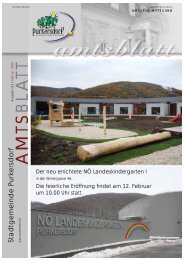 Amtsblatt 413 (877 KB) - Purkersdorf