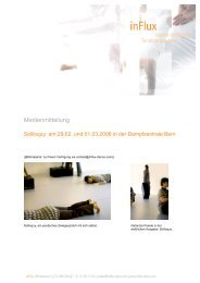 Medienmitteilung - purpur edition