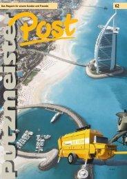 Das Magazin für unsere Kunden und Freunde - Putzmeister Holding ...