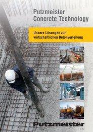 Putzmeister Concrete Technology