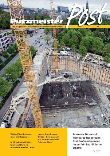 Tanzende Türme auf Hamburgs Reeperbahn - Putzmeister Holding ...