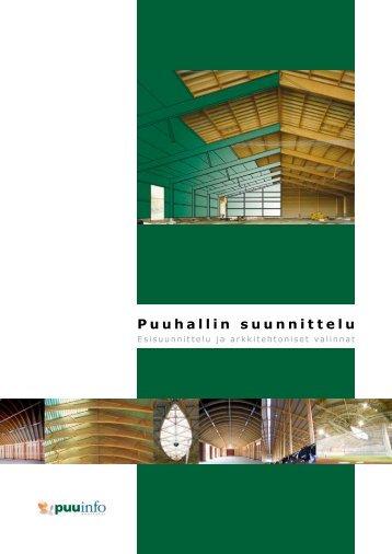 Puuhallin suunnittelu.pdf - Puuinfo