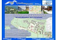 Uudenkaupungin Janhuanniemi - Puuinfo