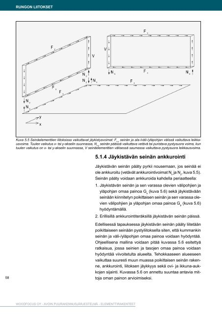 Avoin puurakennusjärjestelmä, Elementtirakenteet, pdf - Puuinfo