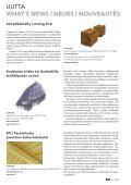 Laatu-ulkoverhouslaudat - PuuWoodHolzBois - Page 6
